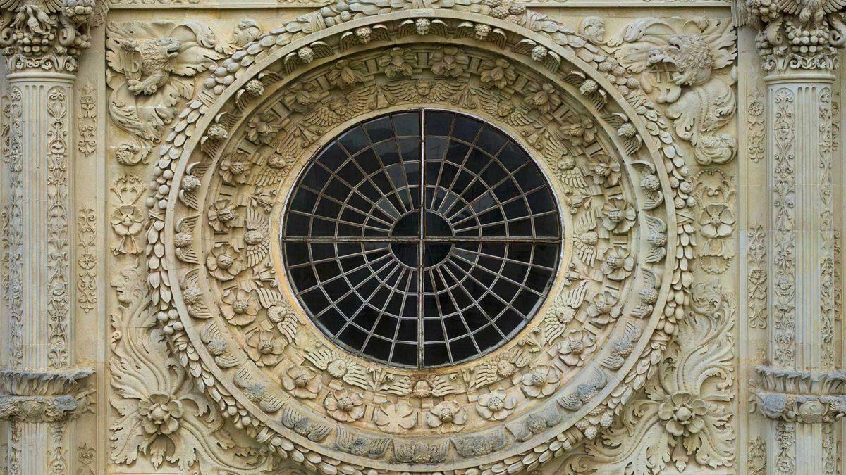 Risultati immagini per facciata santa croce lecce